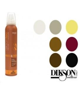 Dikson Mousse & Color Blond 200 ml