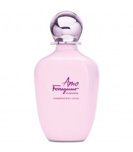 Salvatore Ferragamo Amo Flowerful Shimmering Body Lotion 200 ml