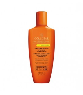 Collistar Superabbronzante Intensivo Ultrarapido SPF 20 200 ml
