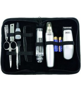 Wahl Travel Kit Battery Trimmer & Grooming Kit