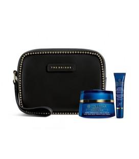 Collistar Kit Clutch bag von The Bridge - Perfecta Plus - Creme Perfektion, Gesichts -, Hals 50 ml + Creme-Perfektion