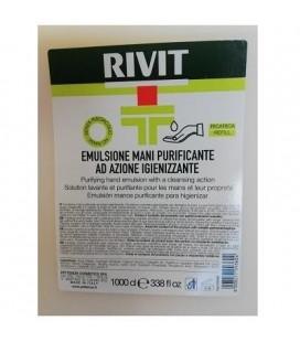RIVIT emulsione mani igienizzante10 LT
