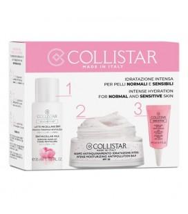 CollistarTry-Me Kit idratazione Fresca per Pelli Normali e Miste Crema 30 ml + Latte Micellare 35 ml + Hydro-Gel Occhi 5 ml