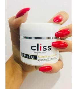 Cliss AcryGel Modeling Builder 02 Bianco Latte