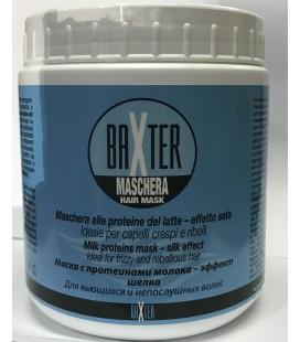 Baxter Maschera alle Proteine del Latte Effetto Seta