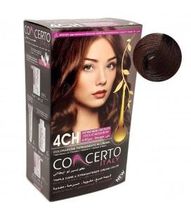 Concerto Shampo Colore 4CH Castano Medio Cioccolata