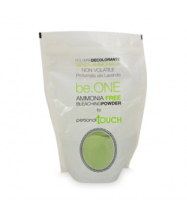 PERSONAL TOUCH BE.ONE DECOLORANTE SENZA AMMONIACA 450 GR