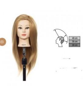 Sinelco Testa di Mannequin bionda Annabelle art 0030095