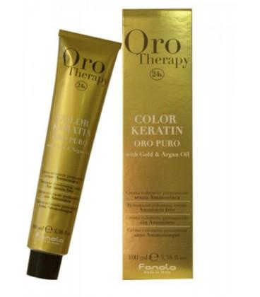 Färben Fanola Oro Puro Color Keratin 5.5