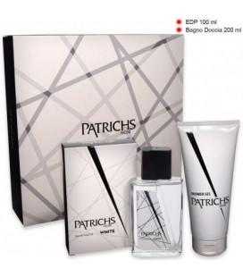 Patrichs Noir White Edt 75 ml + Shower Gel 200 ml