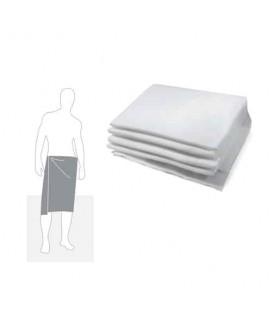 Einweg Papier Handtuch für Fango-umschlag 50 stk.