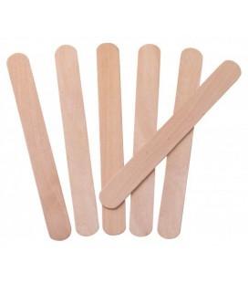 Muster Spatole in legno 100 Pz