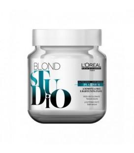L'Oreal Blond Studio Pasta Decolorante Platinum Senza Ammoniaca 500 ml