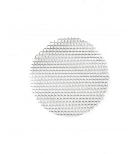 Parlux Accessori - Filtro di ricambio per asciugacapelli diam 47 mm.