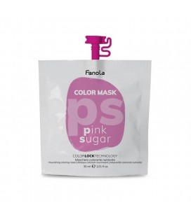 Fanola Color Mask Pink Sugar - Maschera Colorante Nutriente 30 ml
