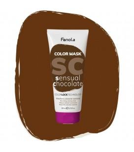 Fanola Color Mask Sensual Chocolate - Maschera Colorante Nutriente 200 ml