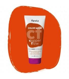 Fanola Color Mask Copper Flow - Maschera Colorante Nutriente 200 ml