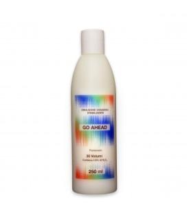 Go Ahead Emulsione Ossigeno 30 Vol 250 ml