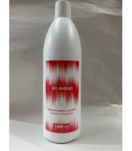 Go Ahead Shampoo Capelli Colorati Estratto di Melograno 1000 ml