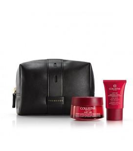 Collistar Cofanetto Regalo Lift HD Crema Ultra Liftante 50 ml + Maschera-Crema Riparazione Notturna 15 ml+ Beauty Bag Nera The