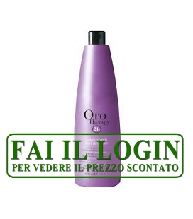 Fanola Oro Therapy Conditioner Zaffiro Puro 1 lt