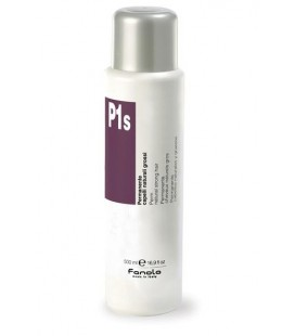 Fanola dauerhafte Haar Natural Große isolierte p1s 500 ml