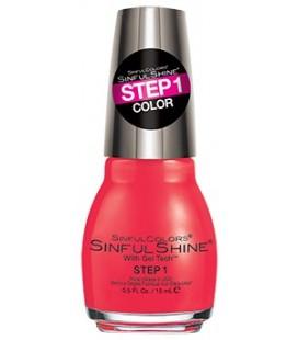 Allur Smalto Shine - 2 steps manicure 1605 Picante