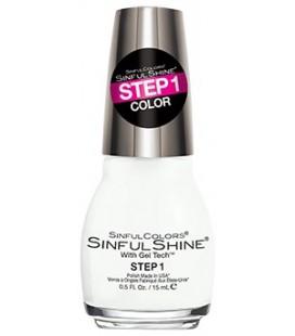 Allur Smalto Shine - 2 steps manicure 1610 Wisp