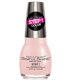 Allur Lack Shine - 2-steps-maniküre 1615 I ' m blushing