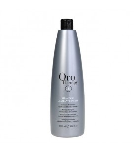 Shampoo Fanola Oro Therapy Diamante Puro 300 ml.