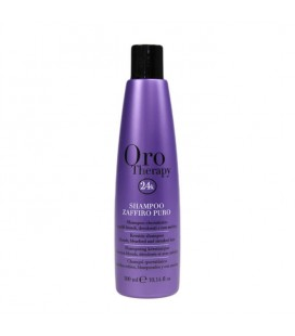 Shampoo Fanola Oro Therapy Zaffiro Puro 300 ml.