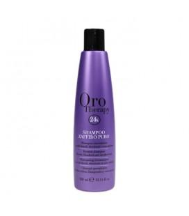 Shampoo Fanola Oro Therapy Reines Saphir-glas 300 ml.