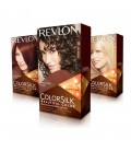 Revlon Colorsilk Shampoo, Farbe, Ohne Ammoniak 32 Mittelbraun Mahagoni Dunkel