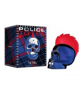 POLICE TO BE REBEL EDT 40 VAPO