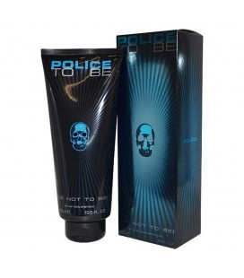POLICE TO BE MAN ALL OVER BODY SHAMPOO