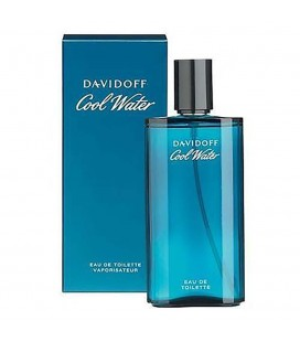 DAVIDOFF COOL WATER EDT VAPO 125