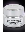 Allur Metodo Monofasico Gel Bianco Latte