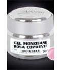 Allur Metodo Monofasico Gel Rosa Coprente