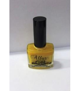 Allur Smalto Effetto Gel 053 Egyptian Yellow