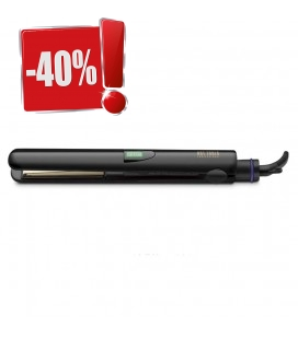 Hot Tools Gold Titanium Digital Salon Flat Iron 25 mm