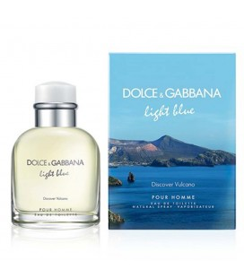 Dolce e Gabbana Light Blue Discover Vulcano Pour Homme EDT 40 ml