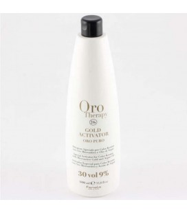 GOLD ACTIVATOR OSSIGENO ORO PURO 30 VOL 150 ML