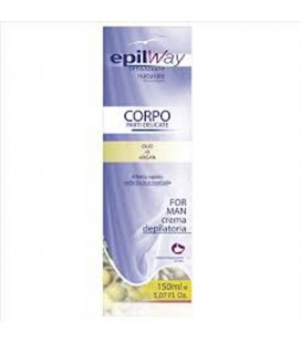 EPIL WAY CREMA DEPILATORIA CORPO UOMO