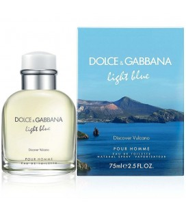 Dolce e Gabbana Light Blue Discover Vulcano Pour Homme EDT 75 ml