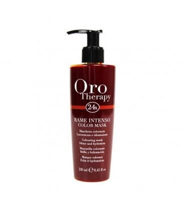 Fanola Oro Therapy Maschera Colorata Rame Intenso 250 ml