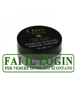 Fanola Oro Therapy Matt Paste 100 ml