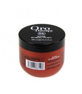 Maschera Fanola Oro Therapy Rubino Puro 300 ml.