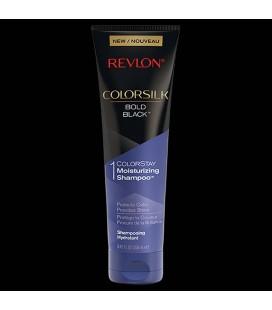 Revlon Colorstay Moisturizing Shampoo Bold Black 250 ml