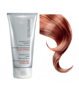 Collistar Magica CC-Haar - Maske mit Pflege und Färben, Rote Paprika 150 ml