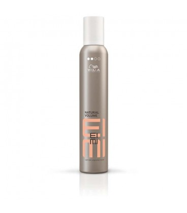 WELLA MOUSSE NATURAL VOLUME 300 ML.
